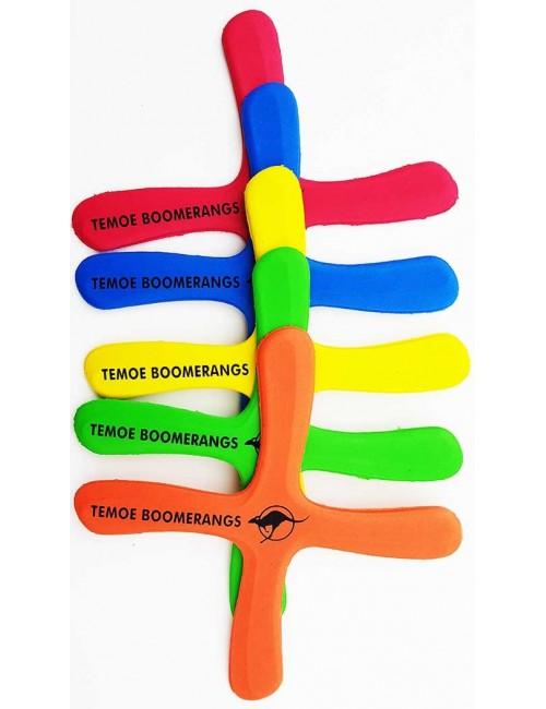 foam boomerang